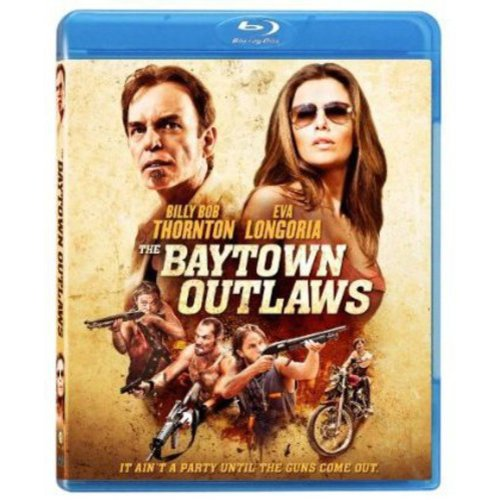 The Baytown Outlaws (Blu-ray)
