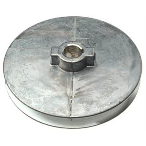 "CHICAGO DIE CASTING 500A6 5"" Single V Groove 5 8"" Pulley by Chicago Die Casting"
