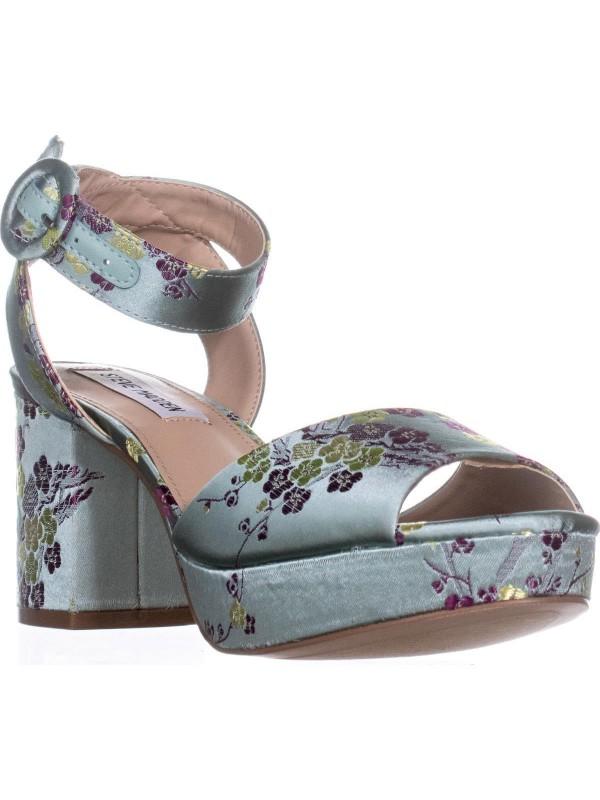 e374f687939b Womens Steve Madden Tickle Two-Piece Platform Sandals