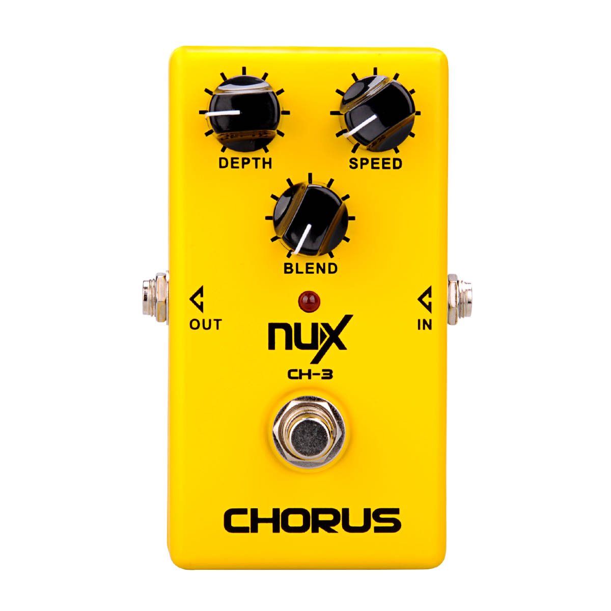 Chorus Effect Pedal, High Quality Effect For Electronic Guitar by LC Prime by LC Prime