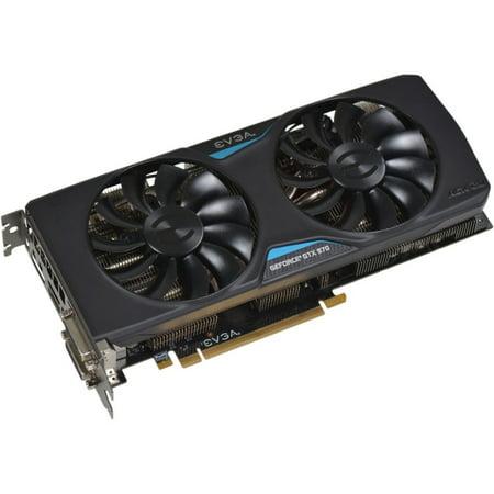 EVGA NVIDIA GeForce GTX 970 FTW 4GB GDDR5 2DVI/HDMI/DisplayPort PCI-Express Video Card w/ ACX 2.0 Co 04G-P4-2978-KR