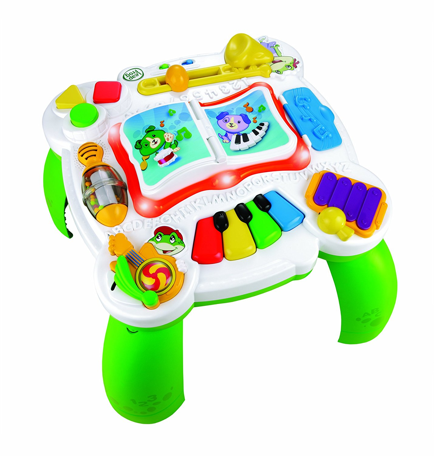 LeapFrog Learn & Groove Musical Table by