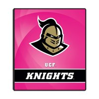 Central Florida Binder Pink C. Fla Knights