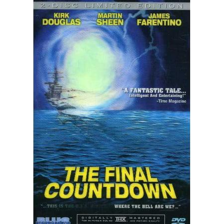 Blue Final Finishing (The Final Countdown (DVD))