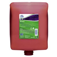 Deb Group 4 Liter Refill Red Kresto Cherry Scented Hand Cleanser (4 Per Case)