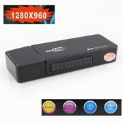 ANK Electronics A20605 Mini DVR USB Disk HD Camcorder Camera With Motion Detection