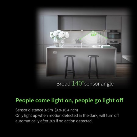 Wireless Led Closet Lights Elfeland Under Cabinet Lights 20