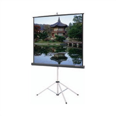 Picture King Matte White 60X60IN Tripod with keystone
