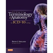 Medical Terminology and Anatomy for ICD-10 Coding - E-Book - eBook
