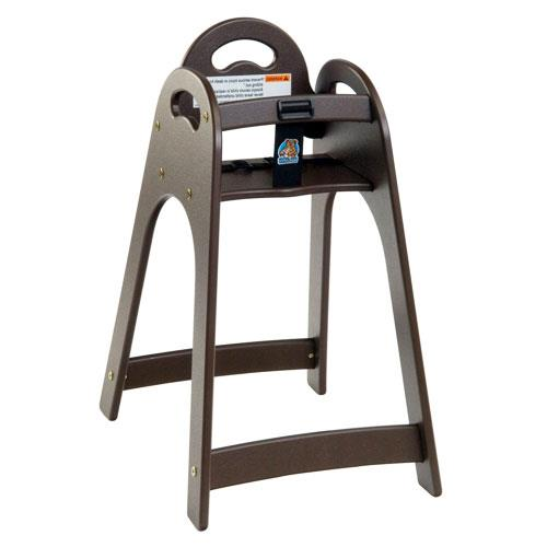 Koala - KB105-02 - Black Designer High Chair