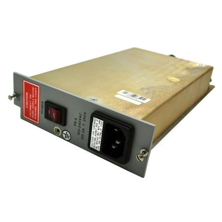 - KPS PS.4 6204199/01 RAD DXC-30 Series 100-240 VAC 3A T 250V Power Supply Module ME294V00396 RAD Data Communications Power Supplies - Used Very Good