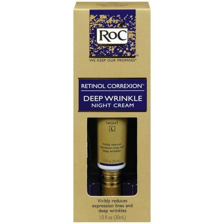 RoC Retinol Correxion Deep Wrinkle Night Cream, 1
