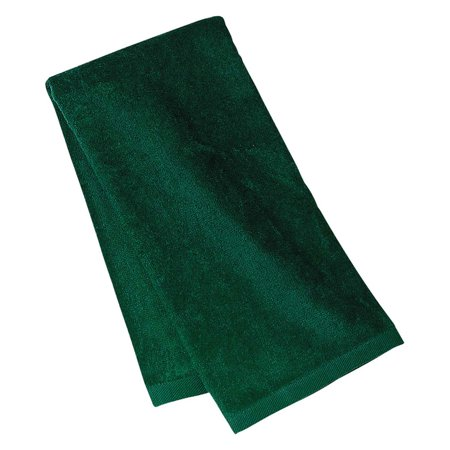 Port & Company Perfect Sport Terry Velour Soft Towel 2 Ply Velour Terry