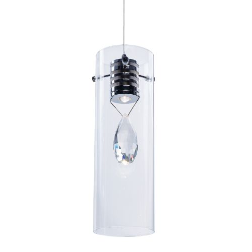 """ET2 E21111 1 Light 5"""" Wide Pendant from the Solitaire Collection"""