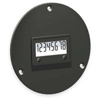 REDINGTON 3400-1000 Electronic Counter,8 Digits,3 Preset,LCD