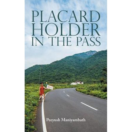 Security Pass Holder - Placard Holder in the Pass
