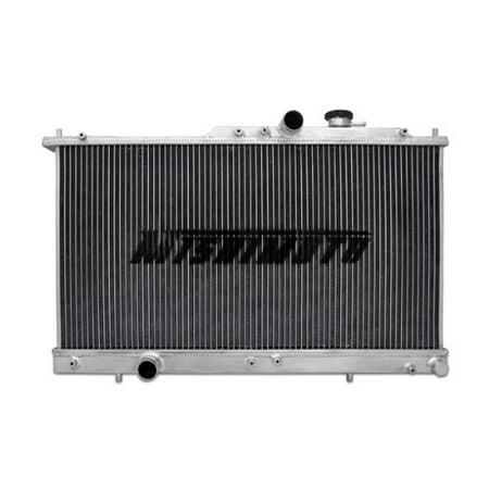 99 Mitsubishi Eclipse Radiator Fan (Mishimoto MMRAD-3G-00 Performance Aluminum Radiator for Mitsubishi Eclipse GT 00-05 with Manual Transmission )