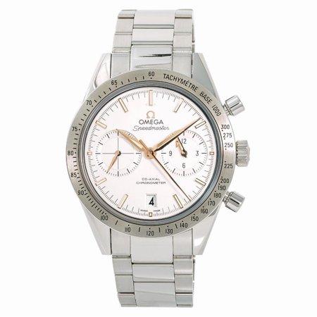 Pre-Owned Omega Speedmaster 331.10.4 Steel Watch (Certified Authentic & Warranty)