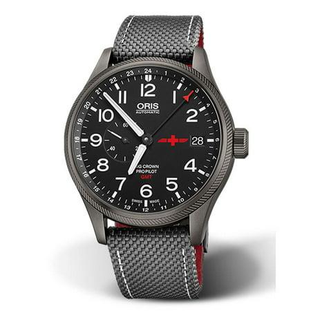 Oris Big Crown ProPilot GMT Rega Limited Edition Mens Watch 01 748 7710