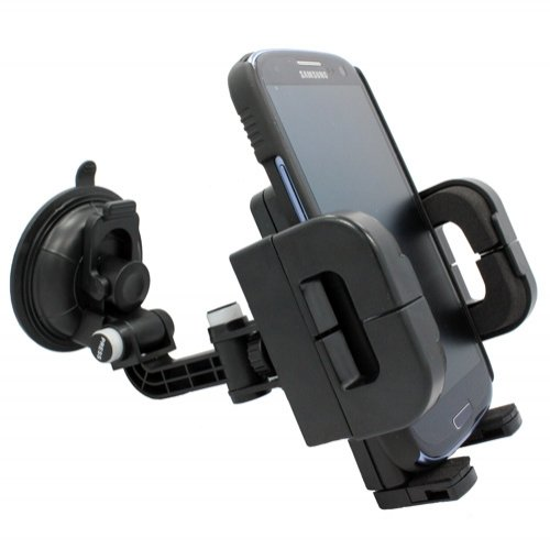 Universal Multi_angle Rotating Car Mount Windshield Windo...