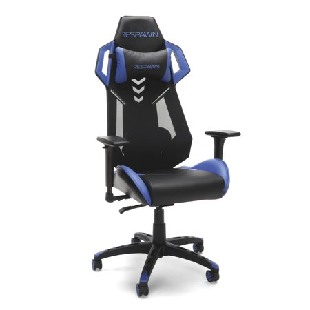 200 Racing Style Gaming Chair Blue - RESPAWN