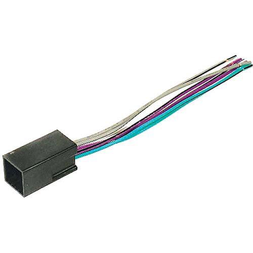 Scosche FD06B Ford Speaker Wires to Dash/Amplifier Plug Connector