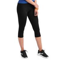 Athletic Works Women's Dri More Capri Core Leggings