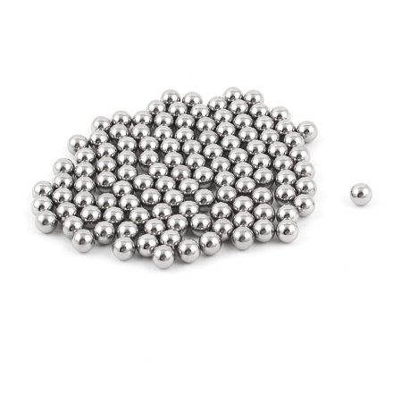 Pcs Bearings (90 Pcs Replacing Parts 8mm Diameter Bike Bicycle Steel Ball)