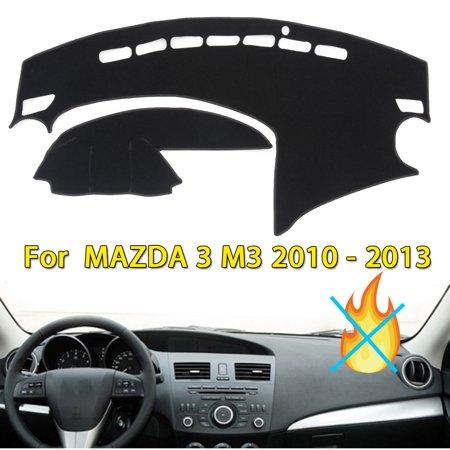 FOR MAZDA 3 2010-2013 DASH SUN COVER MAT INNER CAR DASHBOARD DASHMAT