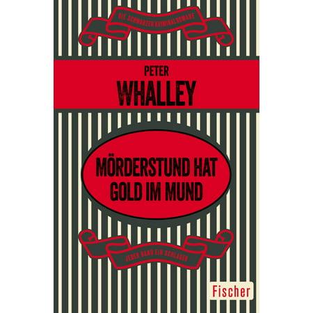 Mörderstund hat Gold im Mund - eBook - Detective Hats