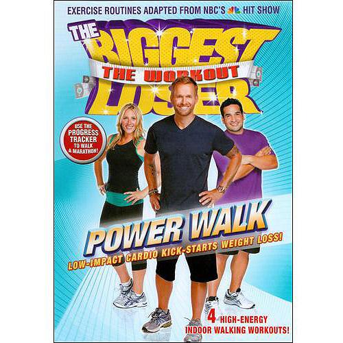 The Biggest Loser: Power Walk (Widescreen)