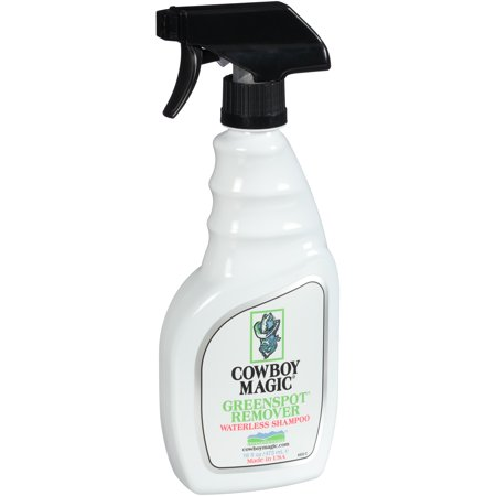 Cowboy Magic® Greenspot® Remover Waterless Shampoo Spray 16 fl. oz. Spray Bottle