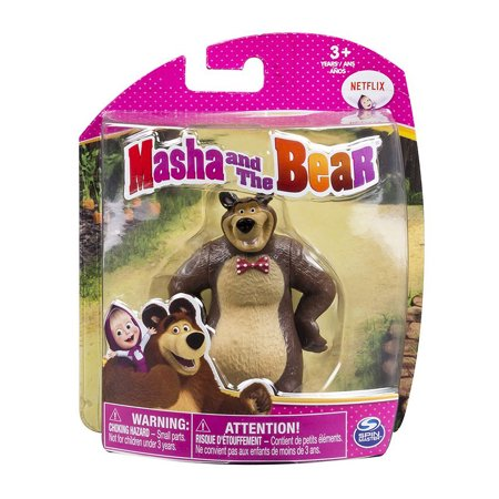 Masha and The Bear - The Bear Figure (Masha And The Bear Halloween Costume)