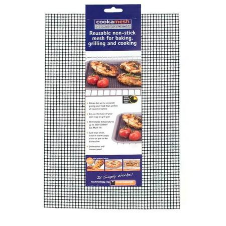 Toastabags 212 9.5 in. x 15 in. Cookamesh Oven Mesh - Pack of 3