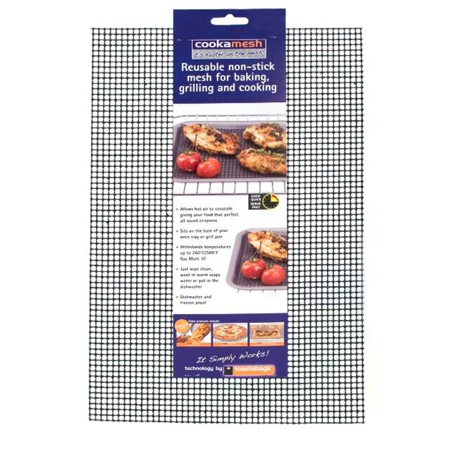 Toastabags 212 9.5 in. x 15 in. Cookamesh Oven Mesh - Pack of 3