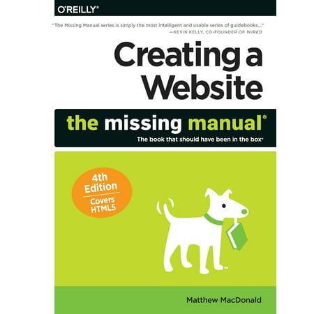 Creating a Website: The Missing Manual (Best Flat Design Websites)