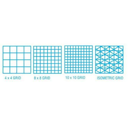 1000H Clearprint Vellum Roll, Unprinted, 24in x 10 - Clearprint 1000h Vellum