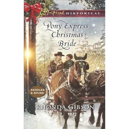 Pony Express Christmas Bride - eBook - Pony Express Bible