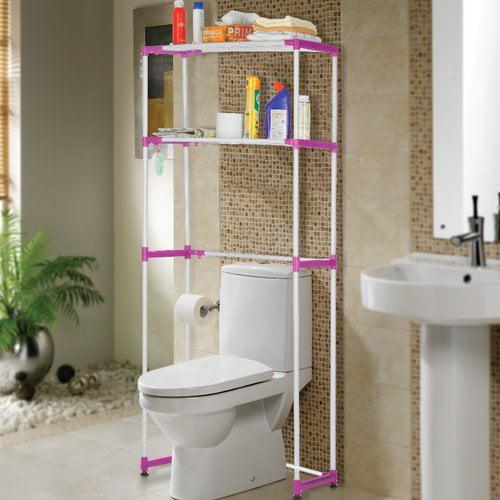 Bonita Spacio 41'' W x 63'' H Over the Toilet Storage