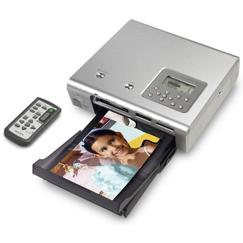 Sony Compact Digital Photo Printer, DPP-FP50