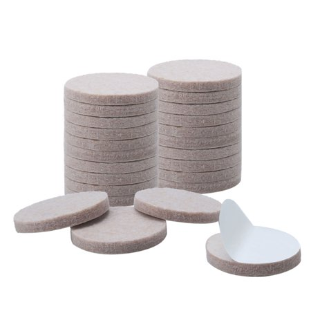 "Furniture Pads Round 1 3/4"" Self-stick Anti-scratch Table Floor Protector 24pcs - image 7 of 7"