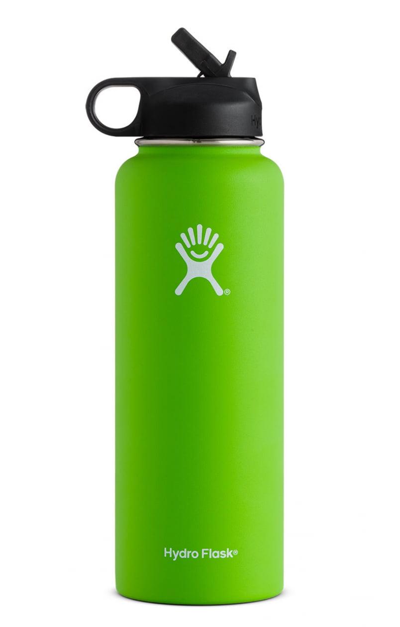 599d64ceb4 Hydro Flask Wide Mouth Straw Lid 40 oz Kiwi - Walmart.com