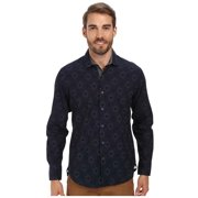 Robert Graham RS151205TF Los Cabos Long Sleeve Shirt Medium Blue