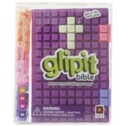 glipit Bible NLT (Silicone, Purple)