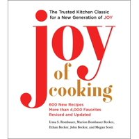 Joy of Cooking: 2019 Edition (Fully Revised and Updated)