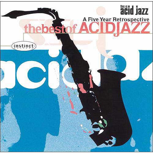 VARIOUS ARTISTS - THIS IS ACID JAZZ: THE BEST OF ACID JAZZ, VOL. 1
