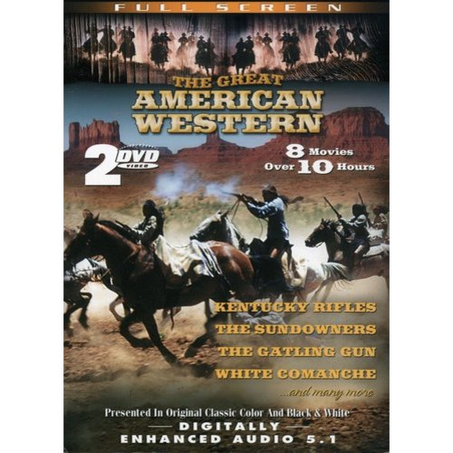 The Great American Western, Vol. 12 & 20