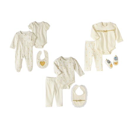 26d843945bc Newborn Girl Layette Collection - Walmart.com