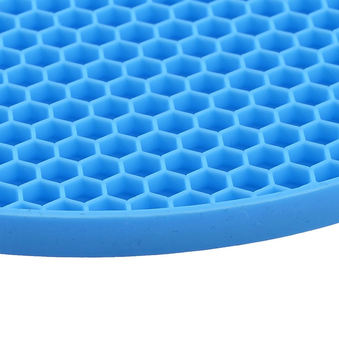 Unique Bargains Home Table Nonslip Heat Resistant Pot Mat Pad Protector - image 2 de 5