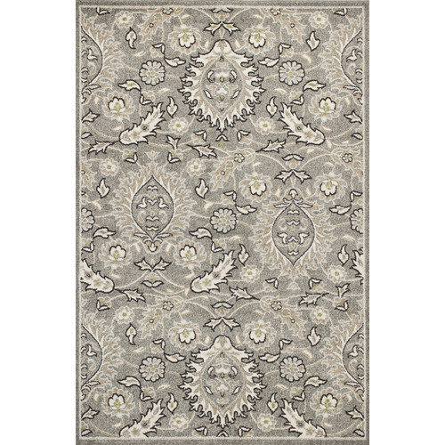 KAS Rugs Lucia Gray Area Rug